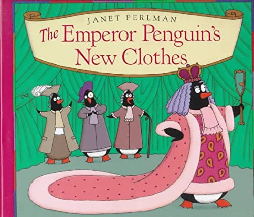 9780670858644: The Emperor Penguin's New Clothes