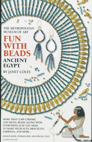 9780670858651: Fun with Beads: Ancient Egypt