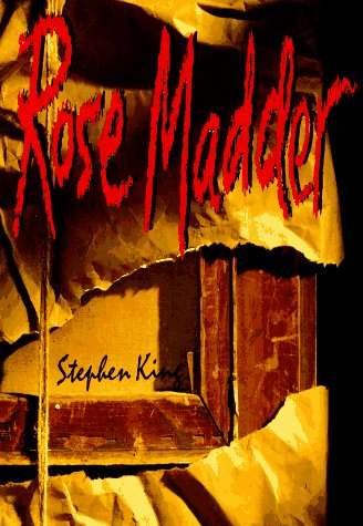 Rose Madder: STEPHEN KING
