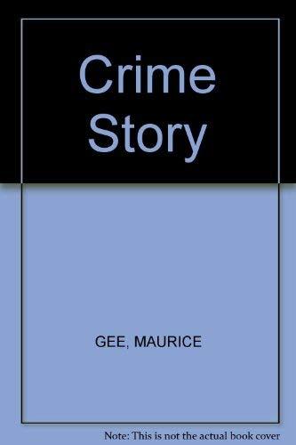 9780670858897: Crime story