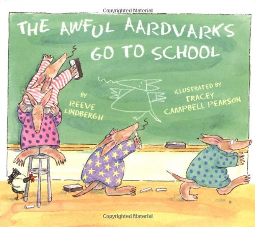 9780670859207: The Awful Aardvarks Go to School