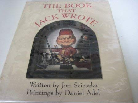 9780670859283: The Book That Jack Wrote (Viking Kestrel Picture Books)