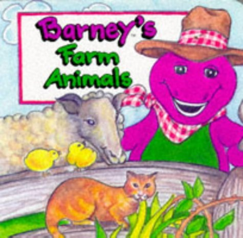 9780670859351: Barney's Farm Animals (Barney)