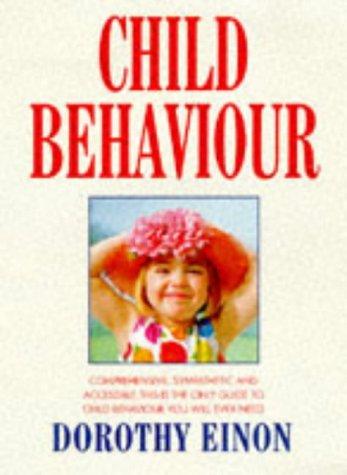 9780670859689: Child Behaviour