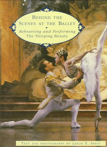 9780670861620: Behind the Scenes at the Ballet: Rehearsing and Performing The Sleeping Beauty