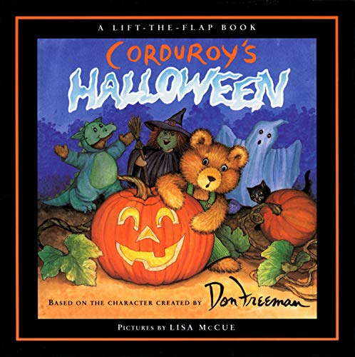 9780670861934: Corduroy's Halloween (A Lift-the-Flap Book)