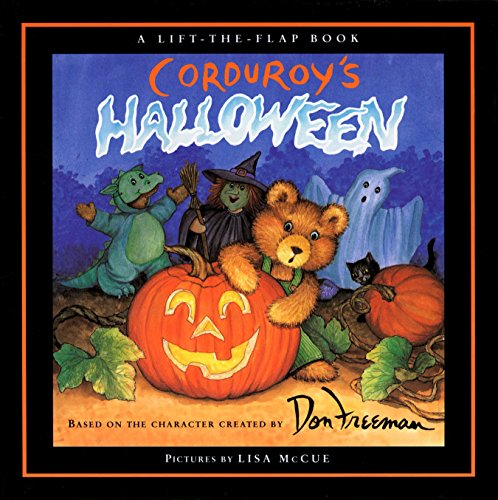9780670861934: Corduroy's Halloween