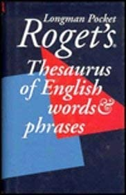 9780670862399: Longman Pocket Roget's Thesaurus of English Words And Phrases (Viking Longman Reference)