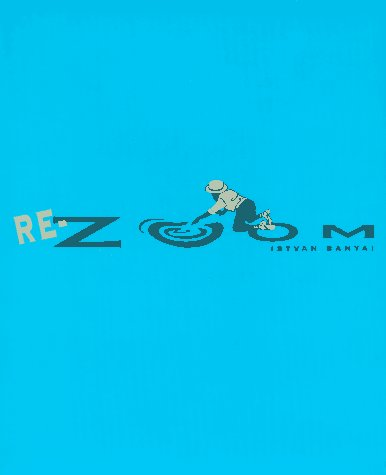 9780670863921: Re-zoom (Viking Kestrel picture books)