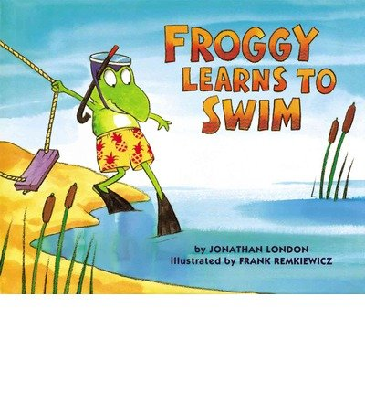 9780670863945: Froggy Learns to Swim