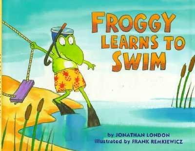 9780670863945: Froggy Learns to Swim (Viking Kestrel Picture Books)