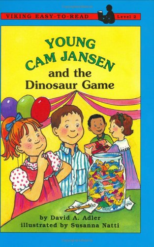 9780670863990: Young Cam Jansen and the Dinosaur Game
