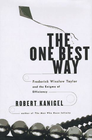 9780670864027: The One Best Way: Frederick Winslow Taylor and the Enigma of Efficiency (Sloan Technology)