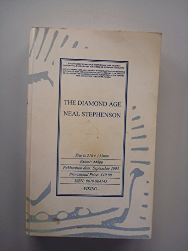 9780670864140: The Diamond Age: Or, a Young Lady's Illustrated Primer
