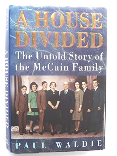 9780670864539: A HOUSE DIVIDED