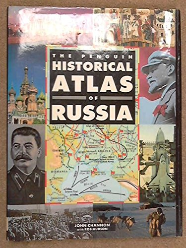 9780670864614: The Penguin Historical Atlas of Russia (Hist Atlas)