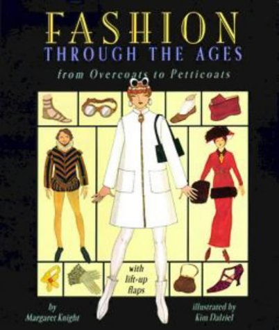9780670865215: Fashion through the Ages: A Dress-Up Lift-the-Flap Book with Portfolio