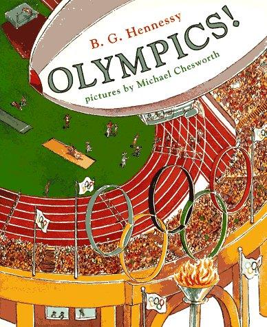 Olympics: B.G. Hennessy