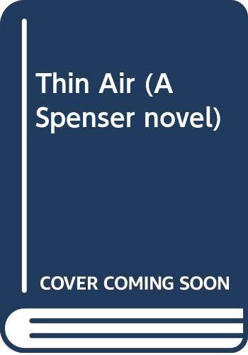 9780670865437: Thin Air (A Spenser novel)