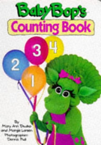 9780670865673: Baby Bop's Counting Book (Barney)