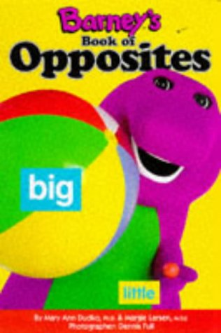 9780670865680: Barney's Book of Opposites (Barney)