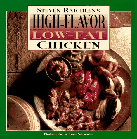 9780670865802: High Flavor, Low Fat Chicken Cookbook