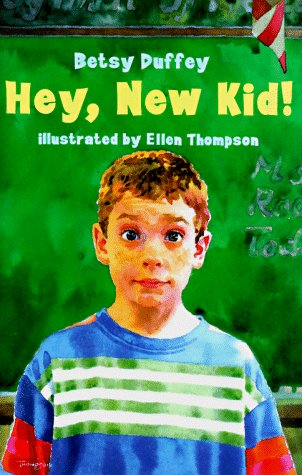 Hey, New Kid! (Puffin Chapters Ser.)