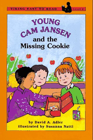 9780670867721: Young Cam Jansen and the Missing Cookie