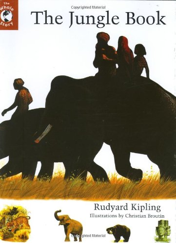 The Jungle Books (Whole Story): Kipling, Rudyard