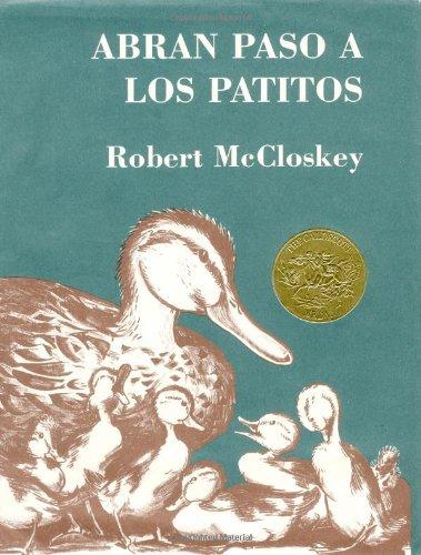 9780670868308: Abran Paso A los Patitos (Picture Puffins)