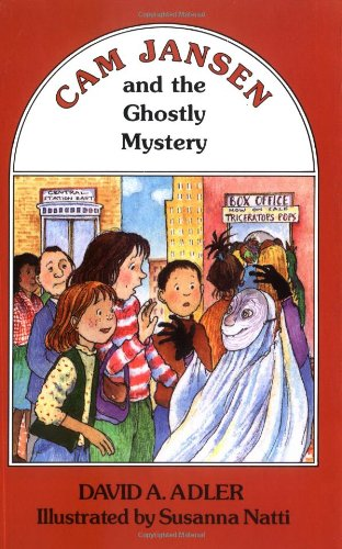 Cam Jansen: The Ghostly Mystery #16 (0670868728) by David A. Adler