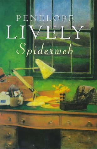 Spiderweb (Signed First U.K. Edition): Penelope Lively