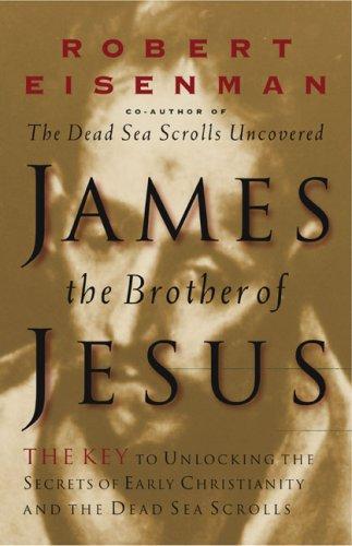 תוצאת תמונה עבור james brother of jesus  book cover