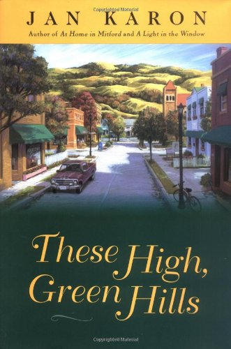 9780670869343: These High, Green Hills (Mitford Years)