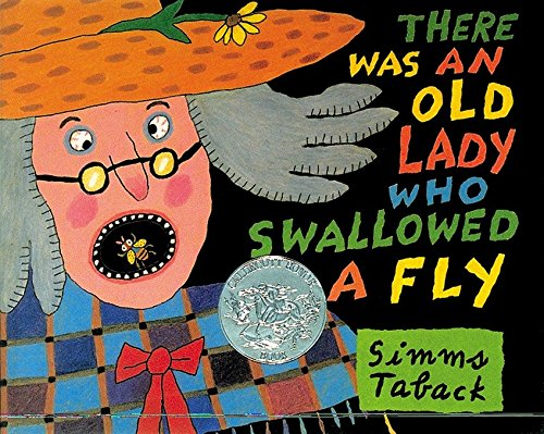 There Was an Old Lady Who Swallowed: Pam Adams and