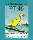 La historia de Ping (Spanish Edition): Flack, Marjorie