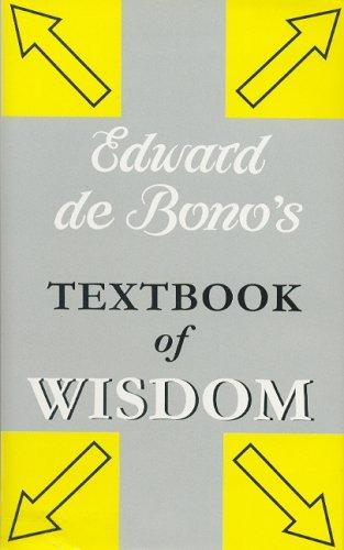 9780670870110: Edward de Bono's Textbook of Wisdom