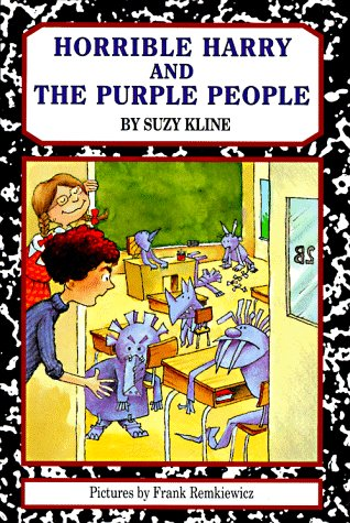 9780670870356: Horrible Harry and the Purple People