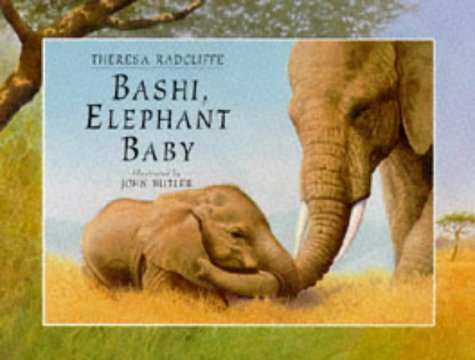 9780670870547: Bashi, Elephant Baby (Viking Kestrel picture books)