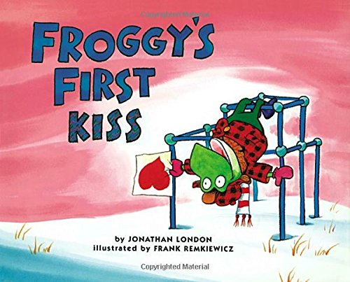 9780670870646: Froggy's First Kiss