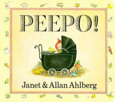 9780670871766: Peepo! (Viking Kestrel Picture Books)