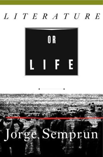 9780670872886: Literature or Life