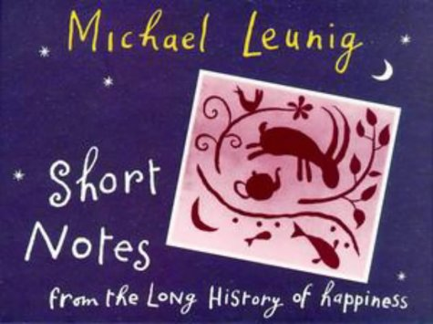 Short Notes from the Long History of: Michael Leunig
