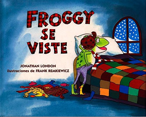 9780670874149: Froggy se viste (Spanish Edition)