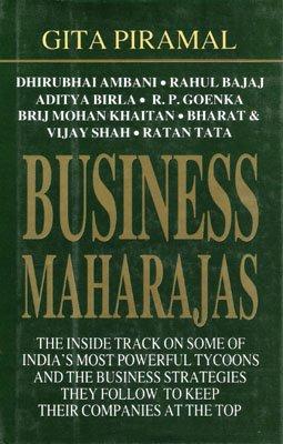 9780670874507: Business Maharajas