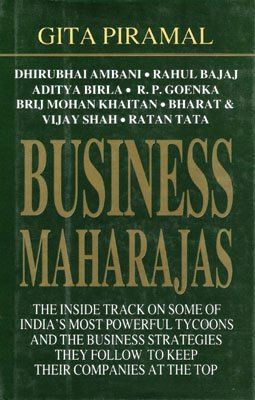 9780670874507: Business Maharajas