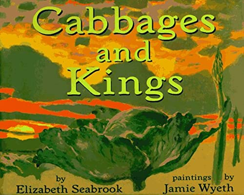 Cabbages and Kings: Seabrook, Elizabeth