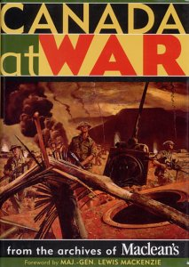 9780670874835: Canada at War: From the Archives of Maclean's