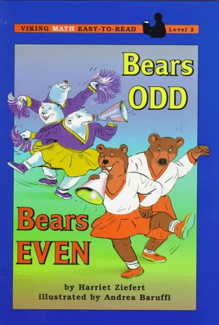9780670874842: Bears Odd, Bears Even (Easy-to-Read,Viking)