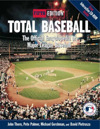 9780670875115: Total Baseball: The Official Encyclopedia of Major League Baseball, Fifth Edition
